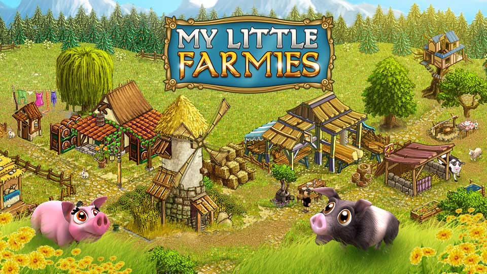 my little farmies, free2play, free to play