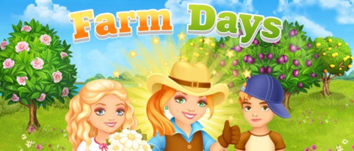 farm days, free2play, free to play