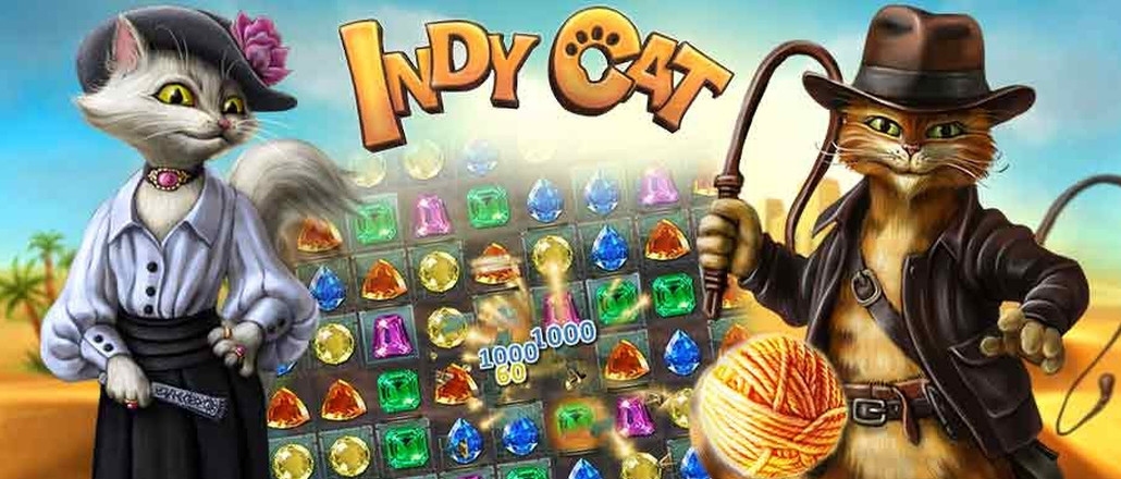 indy cat, free2play