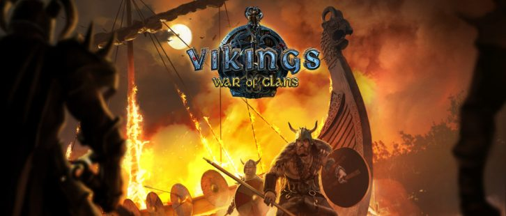 vikings: war of clans, free2play, free to play