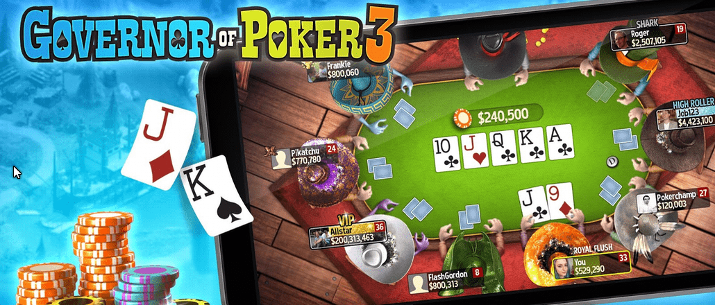 governor of poker 3, free2play, freetoplay