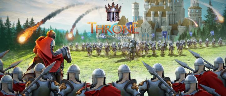Throne: Kingdom at War, free2play, free 2 play, free to play