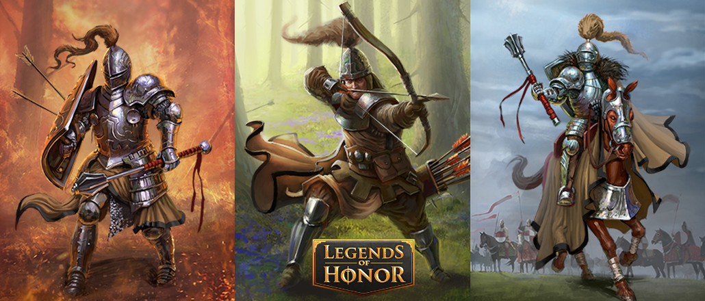 legends of honor, free2play, free 2 play, free to play