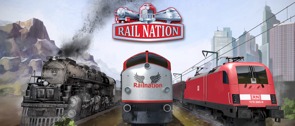 rail nation, free2play, free 2 play, free to play