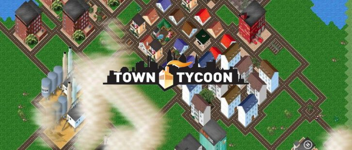 town tycoon, free2play, free to play