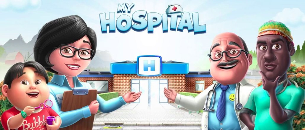 my hospital, free2play, free to play