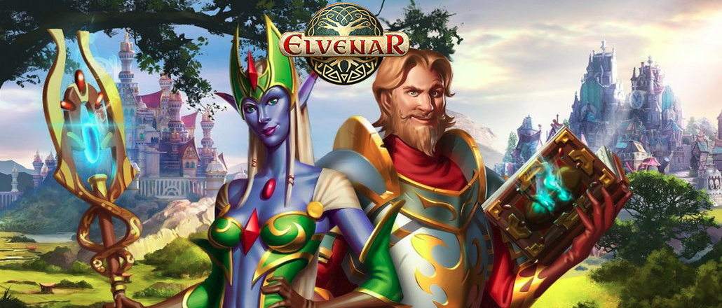 elvenar, free2play, free to play