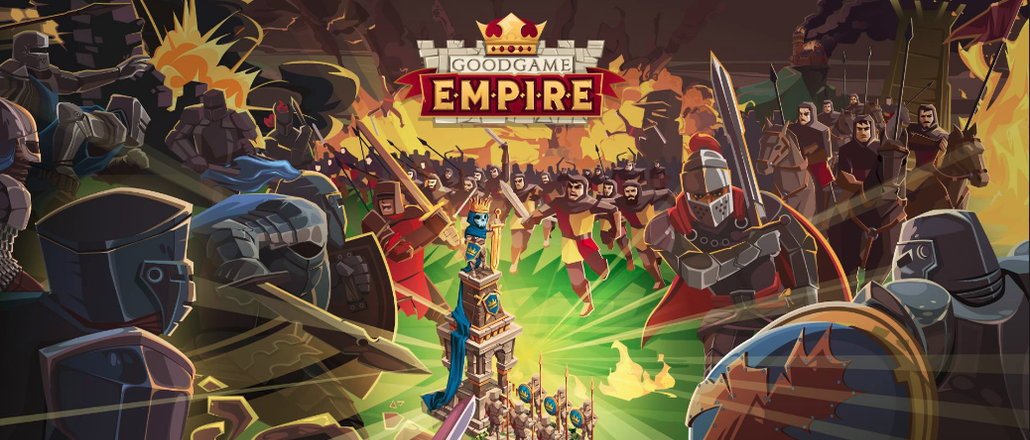 goodgame empire, free2play, free to play