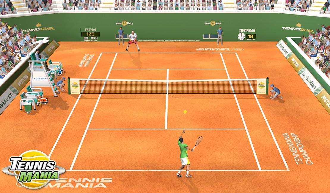 Tennis Online Game
