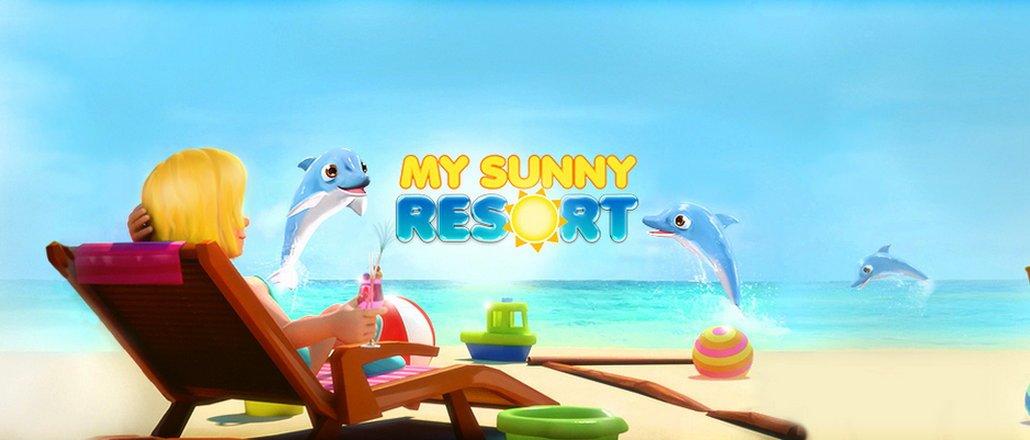 My Sunny Resort, free2play, free to play