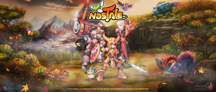 nostale, free2play, free to play