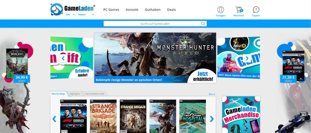 Gutschein für digitale Produkte, free2play, free to play