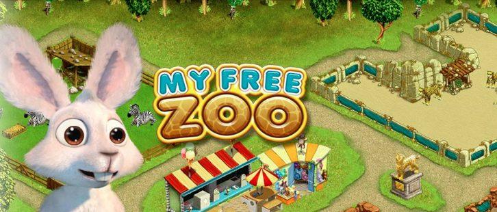 my free zoo, free2play, free to play