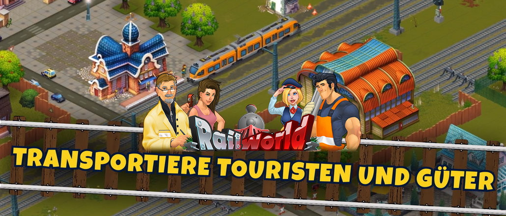 rail world, free2play, free to play