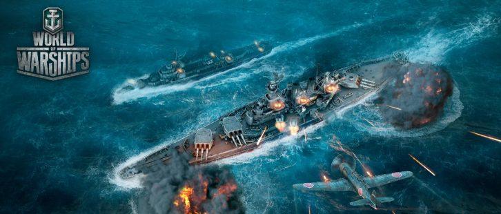 world of warship, free2play